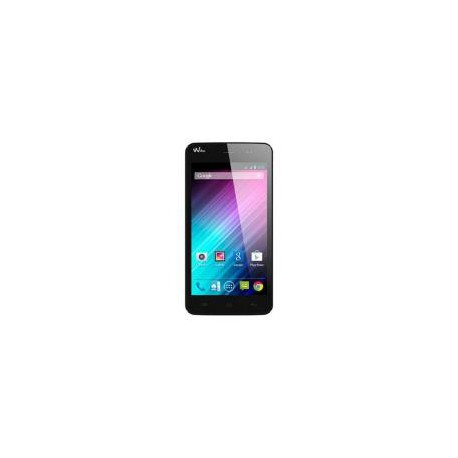 "Wiko LENNY 5"" FWVGA D1.3GHz 512MB/4GB 2xSIM Negro"